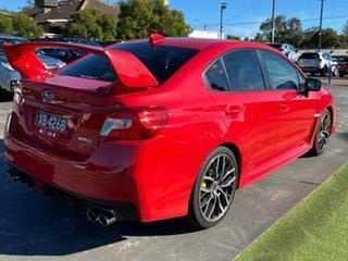 2020 Subaru WRX V1 MY20 STI AWD Premium Pure Red 6 Speed Manual Sedan