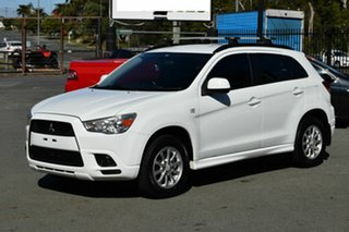 2011 Mitsubishi ASX XA (2WD) White 5 Speed Manual Wagon