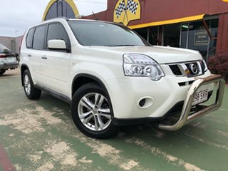 2012 Nissan X-Trail T31 Series IV ST 1 Speed Constant Variable Wagon.