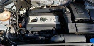 2010 Volkswagen Tiguan 5N MY10 125TSI 4MOTION Silver 6 Speed Sports Automatic Wagon.