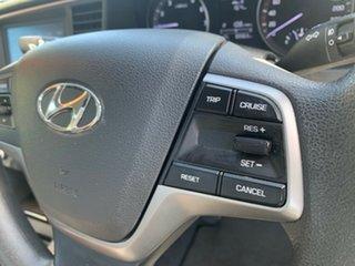 2017 Hyundai Elantra AD MY18 Active White 6 Speed Sports Automatic Sedan