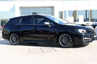 2017 Subaru Levorg V1 MY18 2.0 STI Sport CVT AWD Black 8 Speed Constant Variable Wagon.