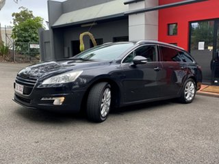 2011 Peugeot 508 Allure Touring Black 6 Speed Sports Automatic Wagon