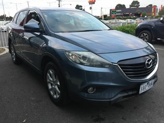 2013 Mazda CX-9 MY14 Classic (FWD) Blue 6 Speed Auto Activematic Wagon