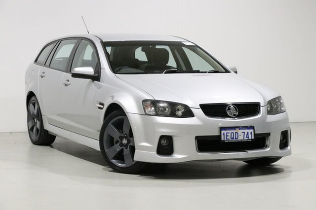 Used Holden Commodore VE II MY12.5 SV6 Z-Series, 2012 Holden Commodore VE II MY12.5 SV6 Z-Series Silver 6 Speed Automatic Sportswagon