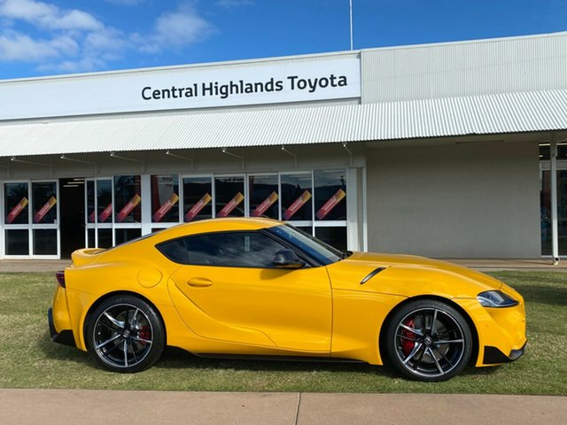 Demo Toyota Supra  , Supra High 3.0L Turbo Automatic Coupe