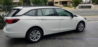 2017 Holden Astra BK MY18 LS Plus White 6 Speed Automatic Sportswagon