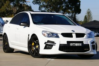 2014 Holden Special Vehicles GTS Gen F MY15 White 6 Speed Auto Active Sequential Sedan.