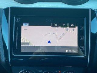 Suzuki Swift GL Navigator Blue Constant Variable Hatchback