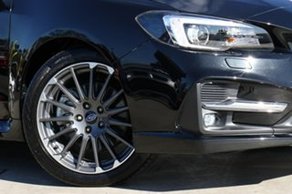 2017 Subaru Levorg V1 MY18 2.0 STI Sport CVT AWD Black 8 Speed Constant Variable Wagon