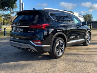 2020 Hyundai Santa Fe TM.2 Highlander Black Sports Automatic Wagon.