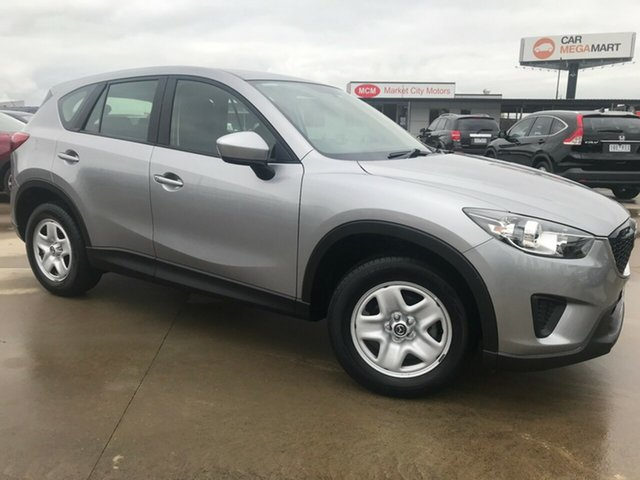 Used Mazda CX-5 KE1071 MY14 Maxx SKYACTIV-MT, 2014 Mazda CX-5 KE1071 MY14 Maxx SKYACTIV-MT Aluminium 6 Speed Manual Wagon