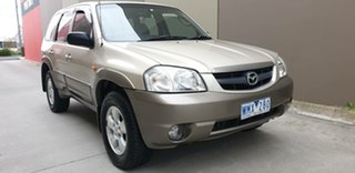 2003 Mazda Tribute MY2003 Classic Gold 4 Speed Automatic Wagon.