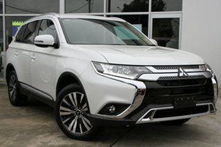 2019 Mitsubishi Outlander ZL MY20 LS 2WD Starlight 6 Speed Constant Variable Wagon.