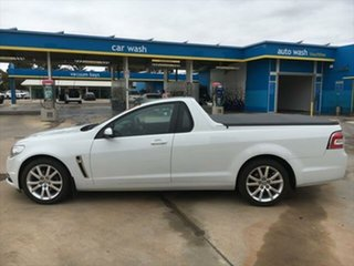 2015 Holden Ute VF II MY16 Ute White 6 Speed Sports Automatic Utility