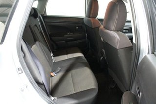 2013 Mitsubishi ASX XB MY14 Silver 6 Speed Sports Automatic Wagon