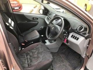 2010 Suzuki Alto GF GL Bronze 5 Speed Manual Hatchback.