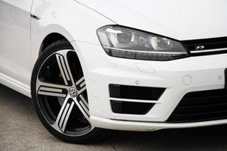 2017 Volkswagen Golf 7.5 MY17 R DSG 4MOTION White 7 Speed Sports Automatic Dual Clutch Hatchback