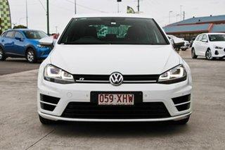 2017 Volkswagen Golf 7.5 MY17 R DSG 4MOTION White 7 Speed Sports Automatic Dual Clutch Hatchback.