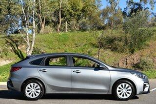 2020 Kia Cerato BD MY20 S Steel Grey 6 Speed Sports Automatic Hatchback.