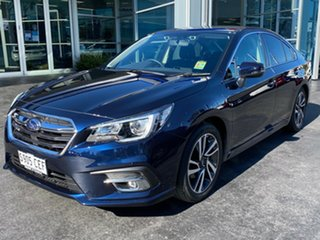 2020 Subaru Liberty B6 MY20 2.5i CVT AWD Dark Blue Pearl 6 Speed Constant Variable Sedan.