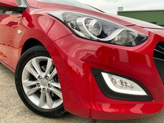 2014 Hyundai i30 GD Active Tourer Red 6 Speed Sports Automatic Wagon