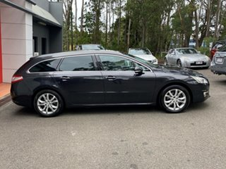 2011 Peugeot 508 Allure Touring Black 6 Speed Sports Automatic Wagon.