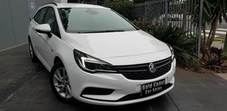 2017 Holden Astra BK MY18 LS Plus White 6 Speed Automatic Sportswagon.