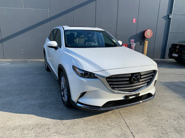 New Mazda CX-9 TC GT SKYACTIV-Drive, 2020 Mazda CX-9 TC GT SKYACTIV-Drive Snowflake White 6 Speed Sports Automatic Wagon