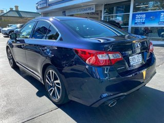 2020 Subaru Liberty B6 MY20 2.5i CVT AWD Dark Blue Pearl 6 Speed Constant Variable Sedan