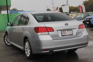 2011 Subaru Liberty B5 MY12 2.5i Lineartronic AWD Silver 6 Speed Constant Variable Sedan