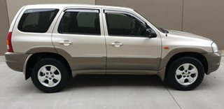 2003 Mazda Tribute MY2003 Classic Gold 4 Speed Automatic Wagon