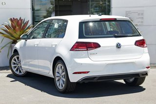 2020 Volkswagen Golf 7.5 MY20 110TSI DSG Comfortline White 7 Speed Sports Automatic Dual Clutch