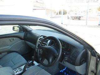 2003 Mitsubishi Magna TL LS Gold 4 Speed Automatic Sedan