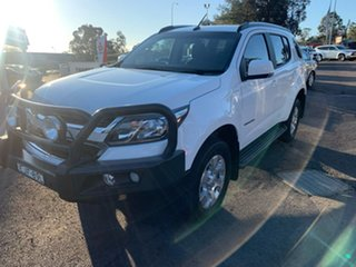 2017 Holden Trailblazer RG MY17 LT White 6 Speed Sports Automatic Wagon
