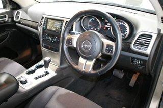 2012 Jeep Grand Cherokee WK MY12 Laredo (4x4) Grey 5 Speed Automatic Wagon