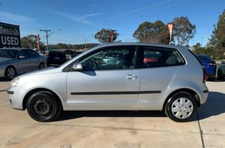 2006 Volkswagen Polo Club Silver Automatic Hatchback.