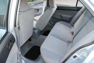 2005 Mitsubishi Lancer CH ES Silver 4 Speed Automatic Sedan