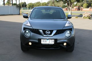2016 Nissan Juke F15 Series 2 ST (FWD) Grey Continuous Variable Wagon.