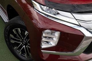 2020 Mitsubishi Pajero Sport QF MY20 GLS Terra Rossa 8 Speed Sports Automatic Wagon