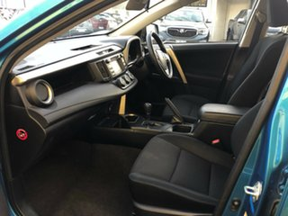 2015 Toyota RAV4 ASA44R MY14 GX AWD Blue 6 Speed Sports Automatic Wagon