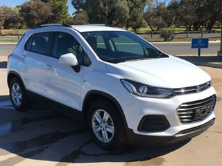 2017 Holden Trax TJ MY18 LS Summit White 6 Speed Automatic Wagon