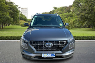 2019 Hyundai Venue QX MY20 Active Cosmic Grey 6 Speed Automatic Wagon.