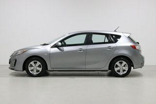 2012 Mazda 3 BL 11 Upgrade Maxx Sport Grey 5 Speed Automatic Hatchback