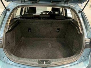2009 Mazda 3 BL10F1 Maxx Sport Blue 6 Speed Manual Hatchback