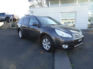 2012 Subaru Outback B5A MY12 3.6R AWD Premium Graphite Grey 5 Speed Sports Automatic Wagon.