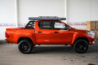 2018 Toyota Hilux GUN126R Rogue Double Cab Inferno 6 Speed Sports Automatic Utility