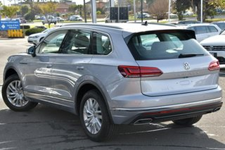 2020 Volkswagen Touareg CR MY20 190TDI Tiptronic 4MOTION Silver 8 Speed Sports Automatic Wagon