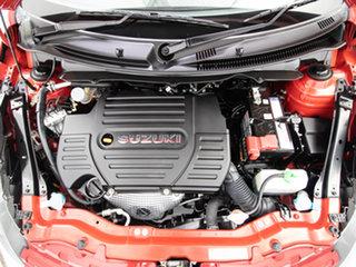 2016 Suzuki Swift FZ Sport Navigator Red 7 Speed CVT Auto Sequential Hatchback