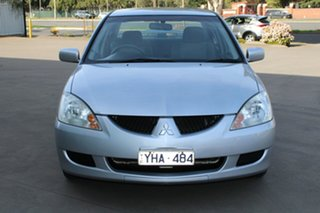 2005 Mitsubishi Lancer CH ES Silver 4 Speed Automatic Sedan.
